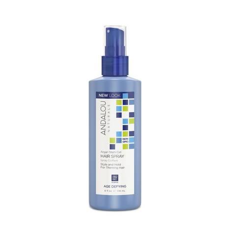 Укрепляющий спрей для придания объема тонким волосам, Коллекция «Стволовые клетки Аргана»