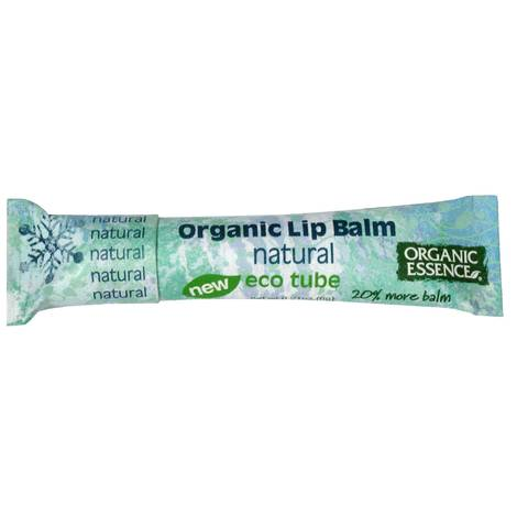 Органический бальзам для губ, Натуральный