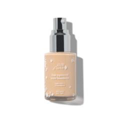 Жидкий тональный крем для лица с фруктовыми пигментами: Кремовый