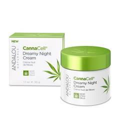 Ночной крем для лица, Коллекция «Стволовые клетки Каннабиса»