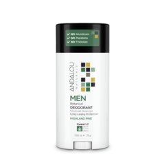 Натуральный дезодорант «Таежная пихта», Коллекция «Стволовые клетки Каннабиса»