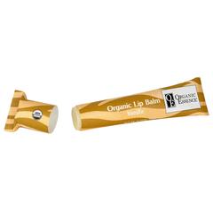 Органический бальзам для губ, Ваниль, Organic Essence