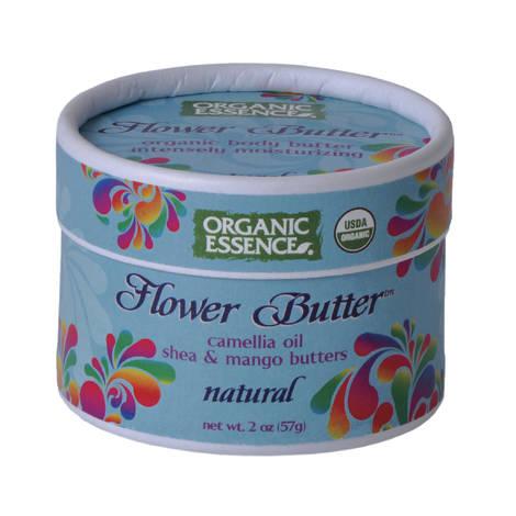Органический цветочный крем «Натуральный», Organic Essence