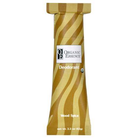 Органический дезодорант, Древесно-пряный, Organic Essence