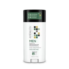 Натуральный дезодорант «Таежная пихта», Andalou Naturals