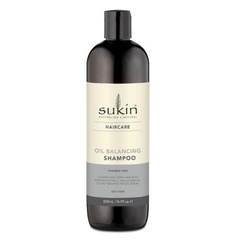 Шампунь для жирных волос, Sukin