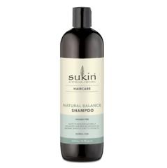 Шампунь для восстановления баланса кожи головы, Sukin
