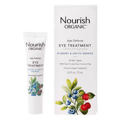 Антивозрастной крем для кожи вокруг глаз «Арктические ягоды», Nourish